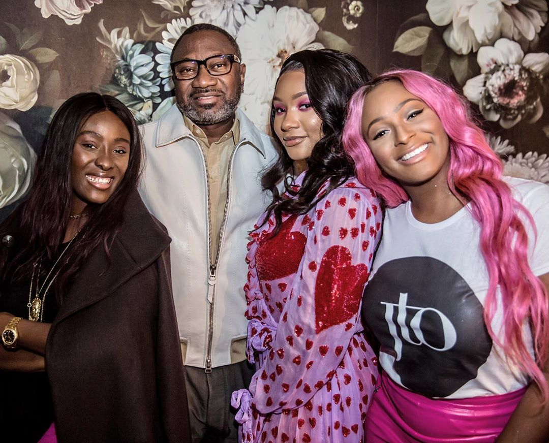 DJ Cuppy Shares Family Photo (3)