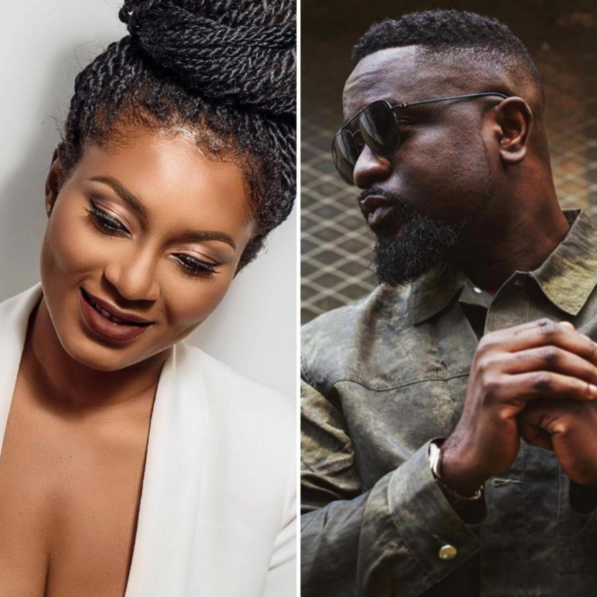 Sarkodie Consults Wife Tracy Sarkcess On Lyrical Content