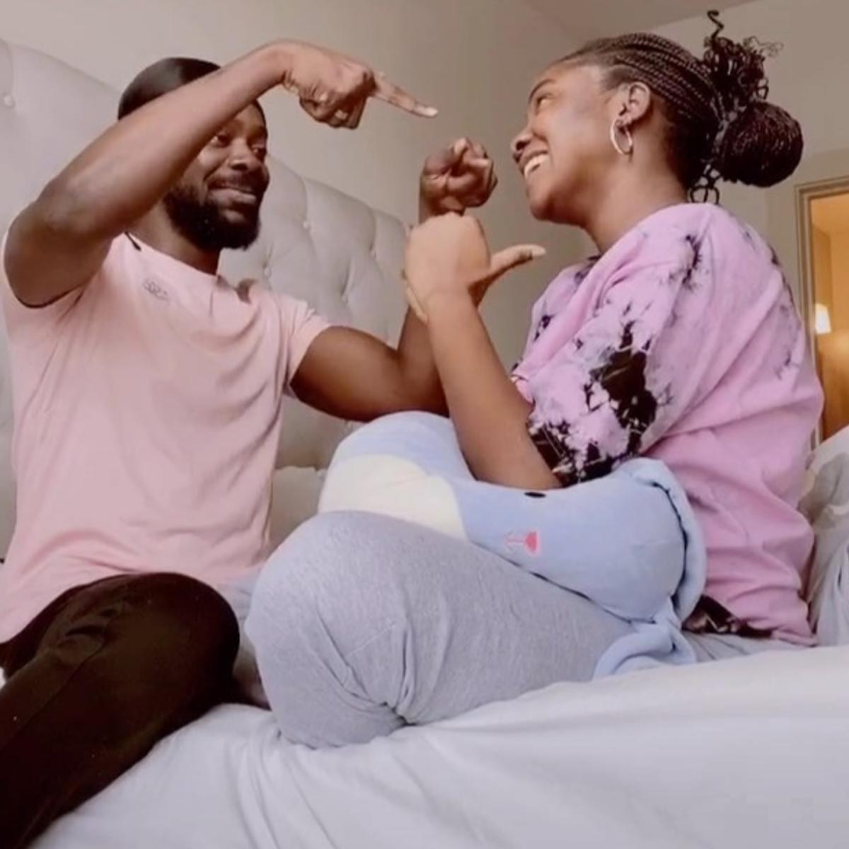 Adekunle Gold Celebrates Wife Simi On Her 32nd Birthday