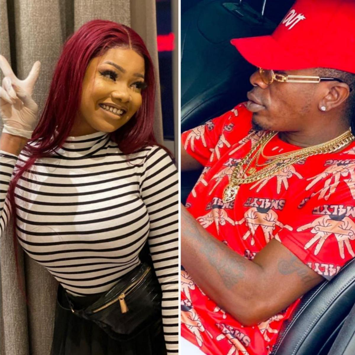 Tacha Tells Shatta Wale She Will Cook For Him
