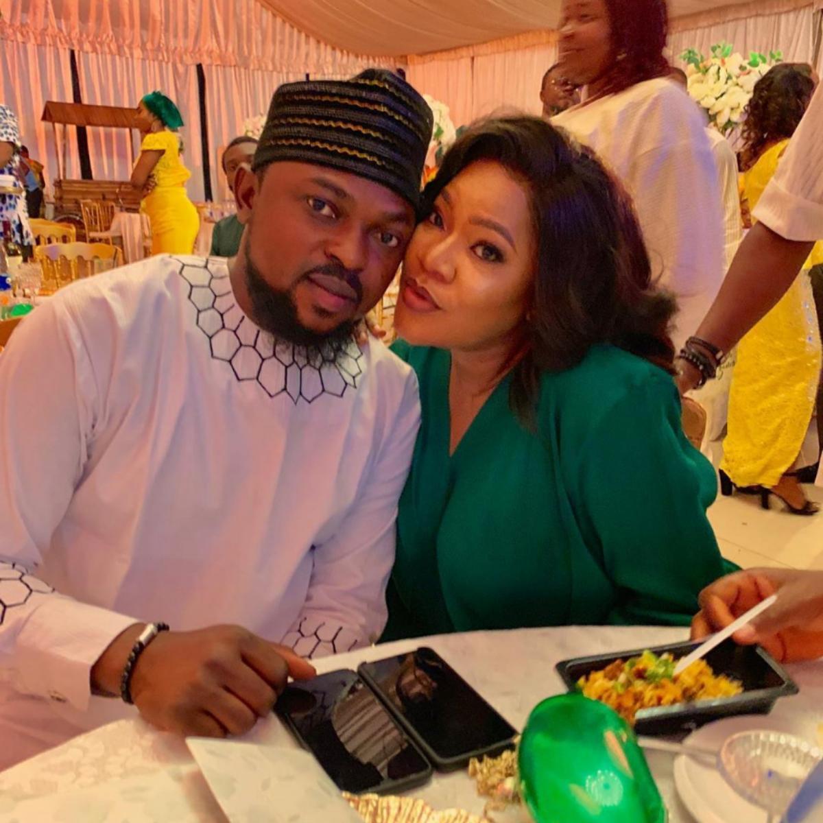 Toyin Abraham's Husband Begs God To Intervene Over Coronavirus