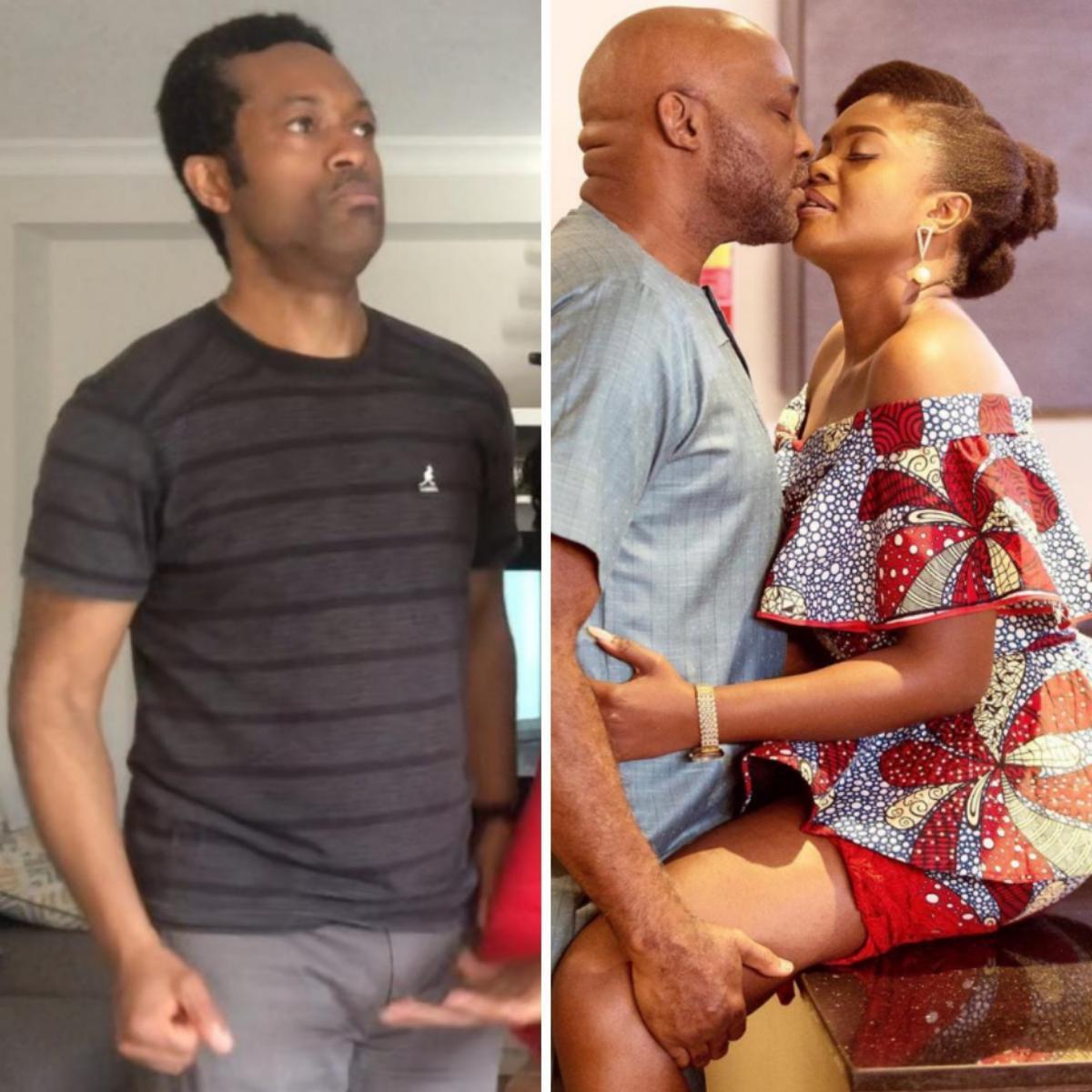 Omoni Oboli And RMD Love Is War