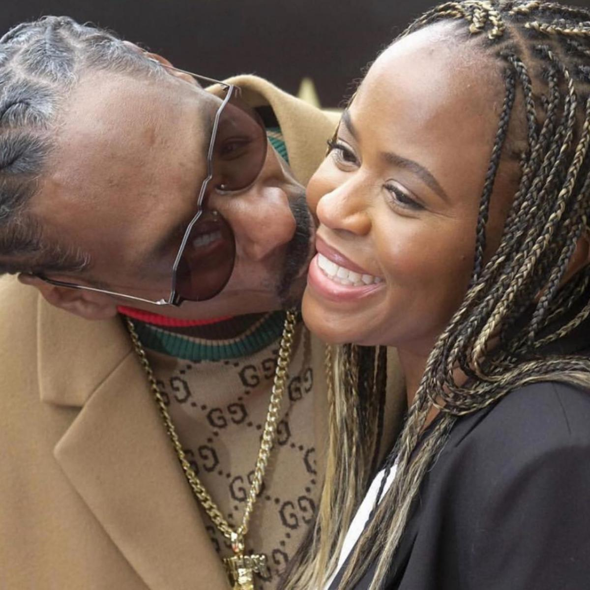 Snoop Dogg Thanks Wife Shante Broadus For Their Kids