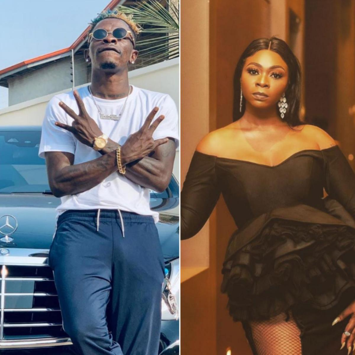 Shatta Wale Wishes Michy Happy Birthday