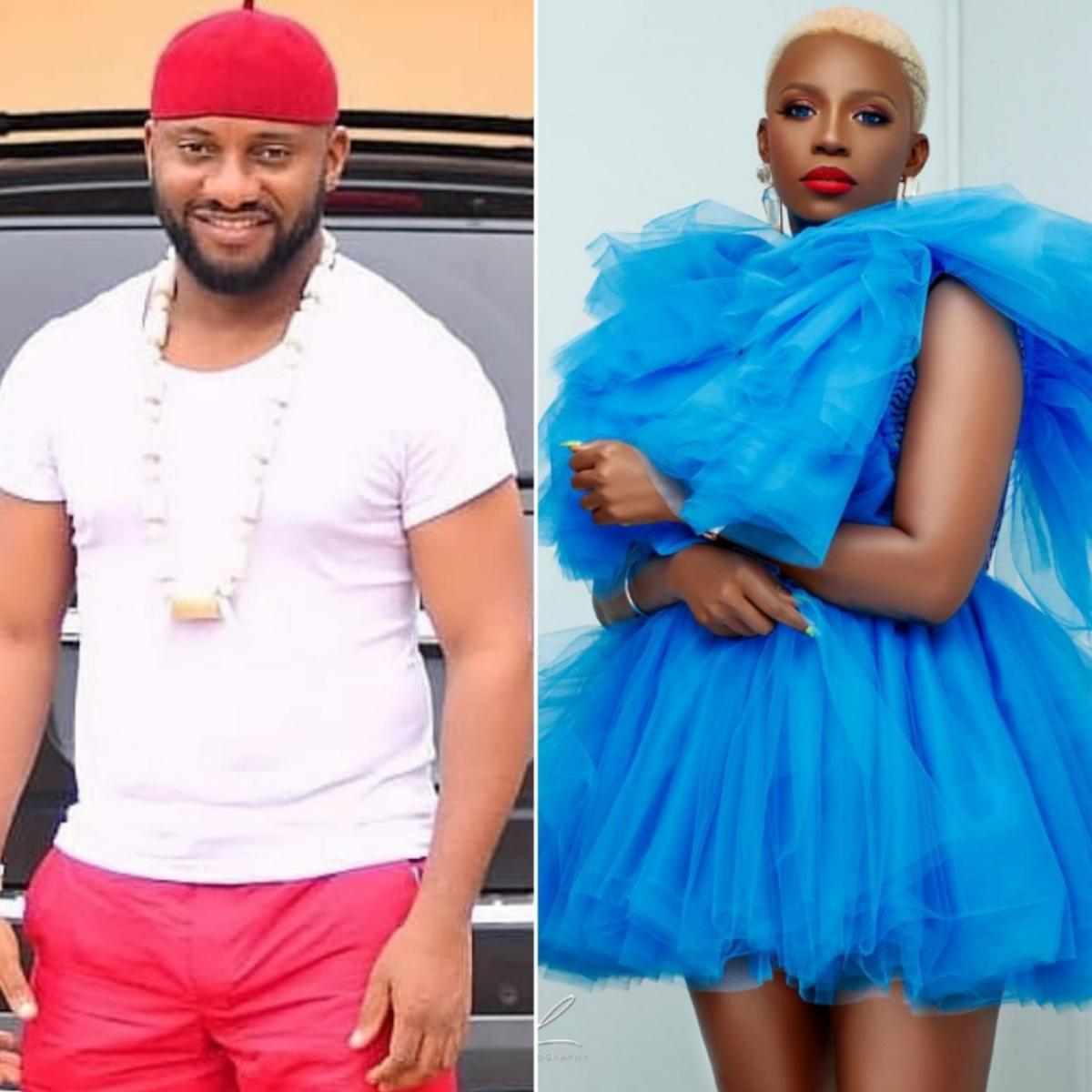 Yul Edochie Celebrates Ada Slim 35th Birthday