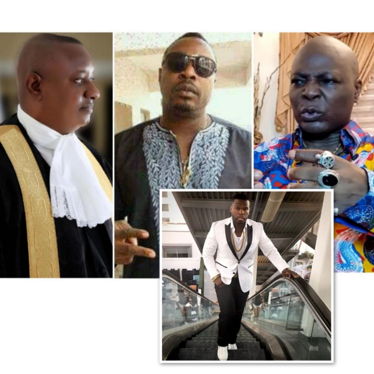 Charly Boy Festus Keyamo Sold Eedris Abdulkarim Out After 50 Cent Fight