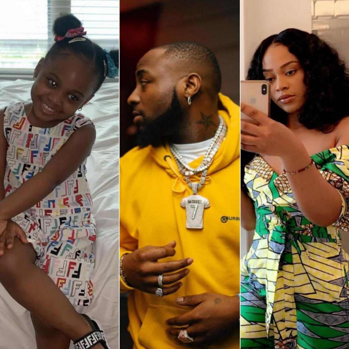 Davido Wishes Daughter Hailey Adeleke Happy 3rd Birthday