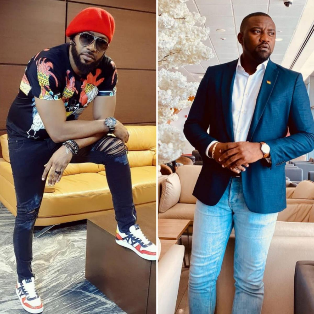 Davido John Dumelo Tracy Sarkcess Sister Deborah Mother's Day Messages