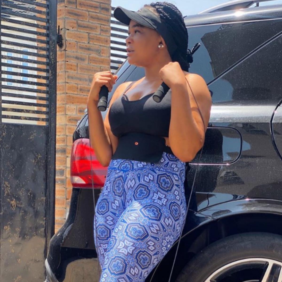 Kcee Reacts Rachael Okonkwo Denim