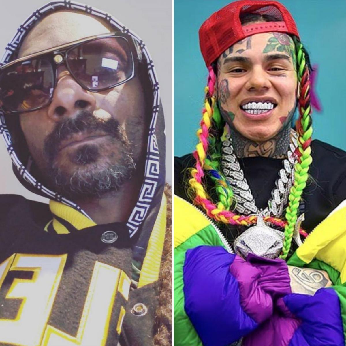 Snoop Dogg Calls Tekashi 6ix9ine A Rat