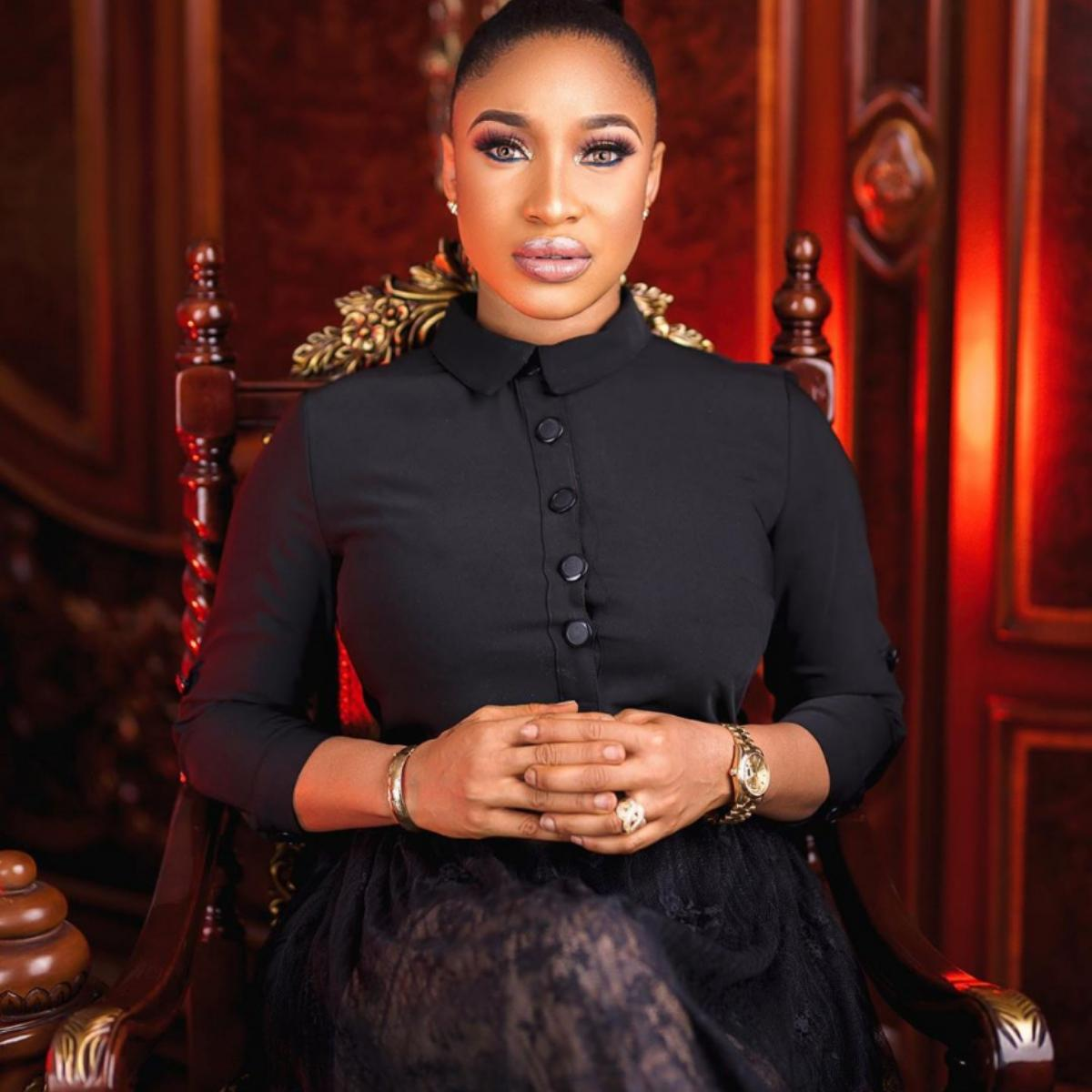 Tonto Dikeh Blasts Native Doctors