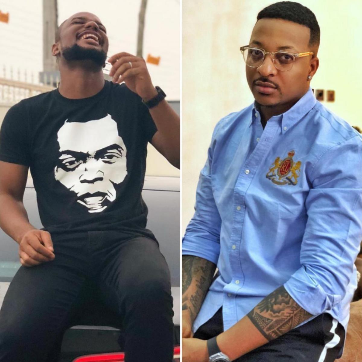 Alexx Ekubo Kcee Poke Fun Ik Ogbonna New Hairstyle
