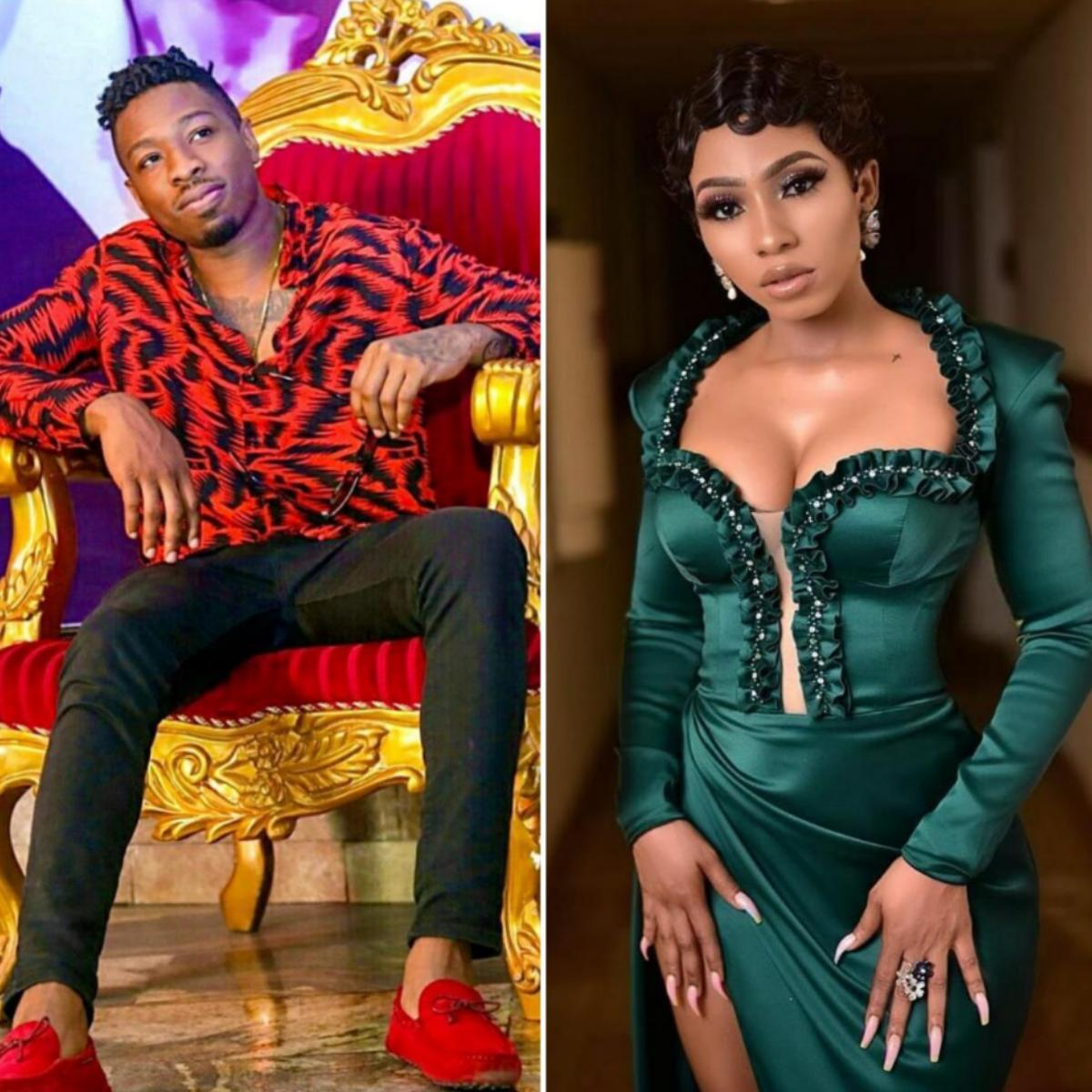 Why Nigerians Doubt Mercy Eke And Ike Relationship