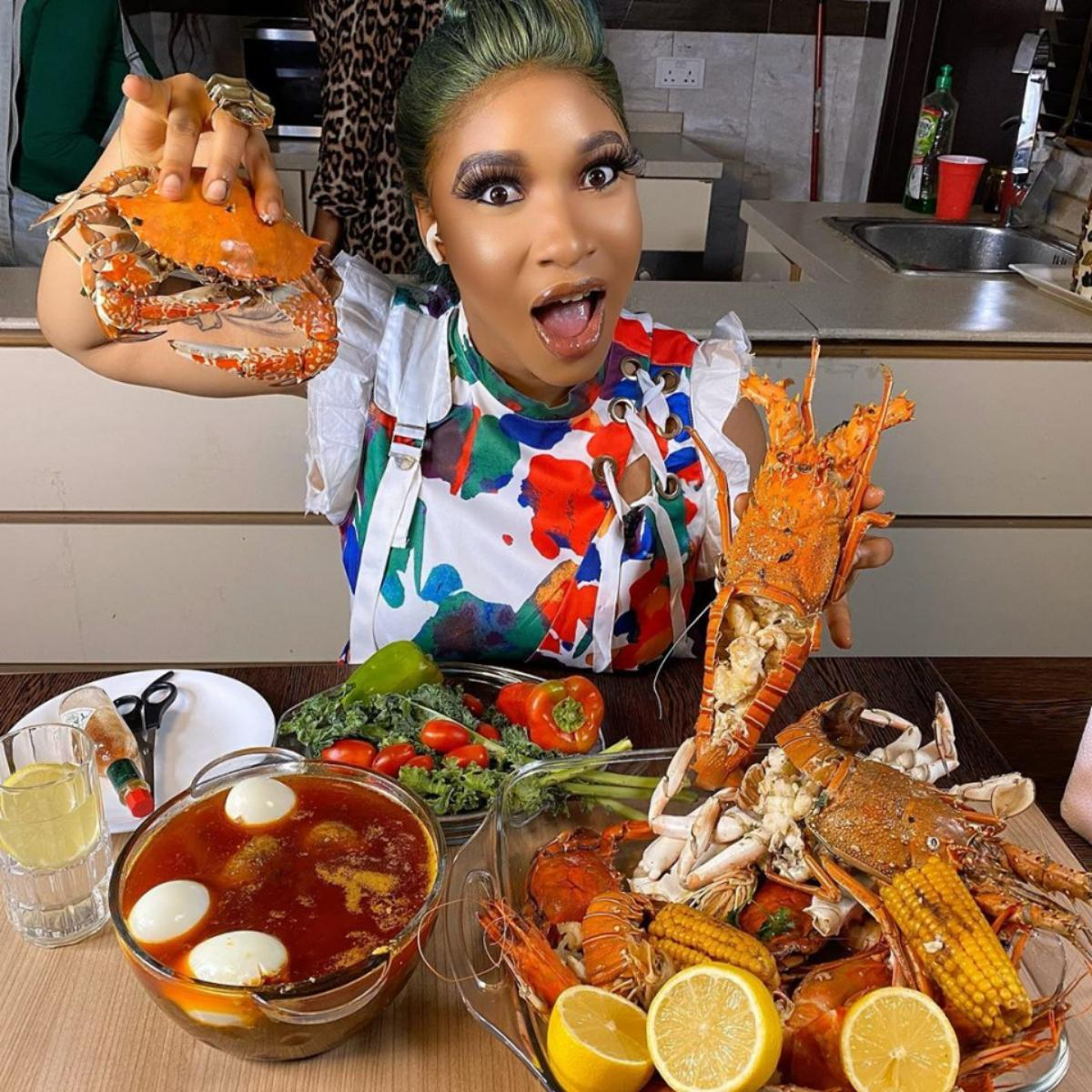 Thanks To Everyone Who Removed Food From My Table Tonto Dikeh