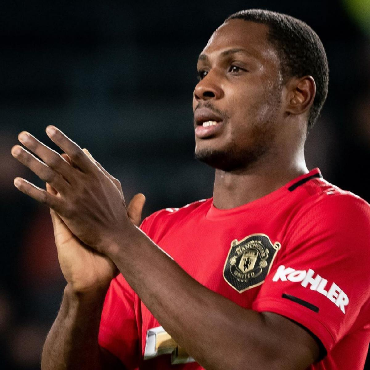 Manchester United Relaxed About Odion Ighalo's Future