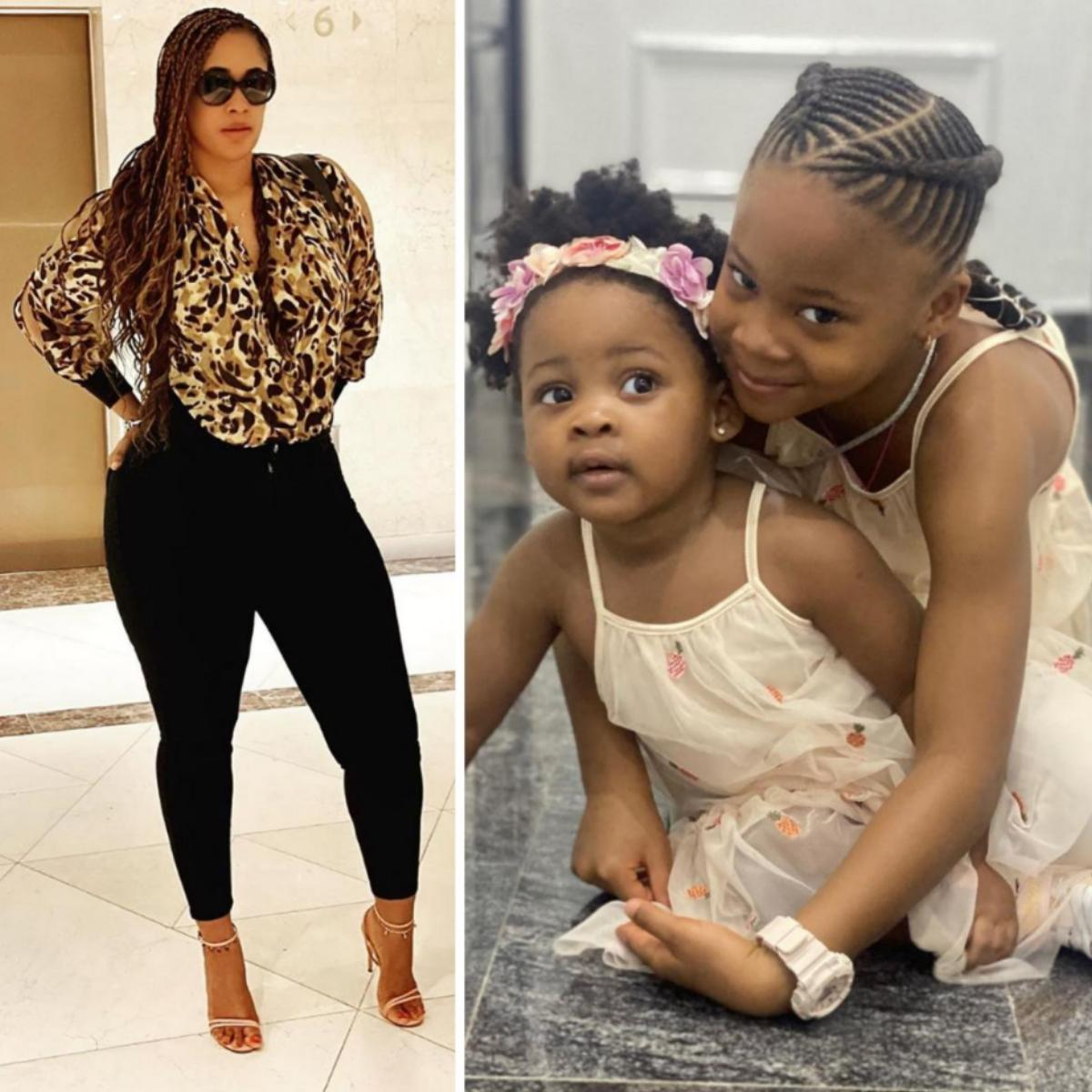 Photos Sandra Okagbue Children With Flavour Children's Day