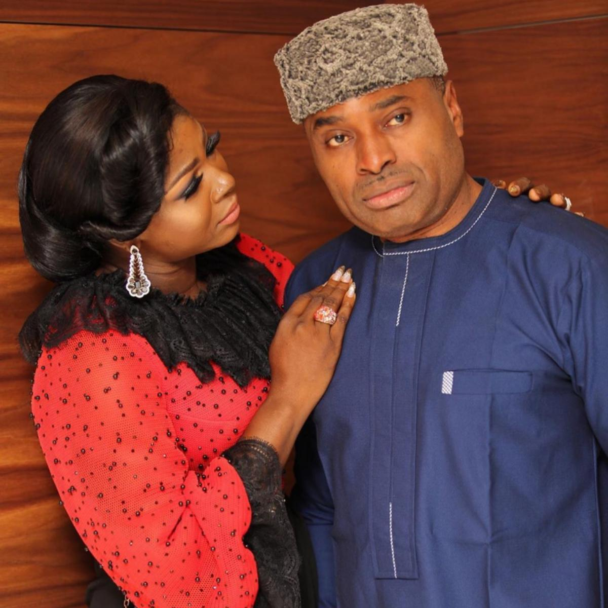 Susan Peters Happy 40th Birthday Kenneth Okonkwo