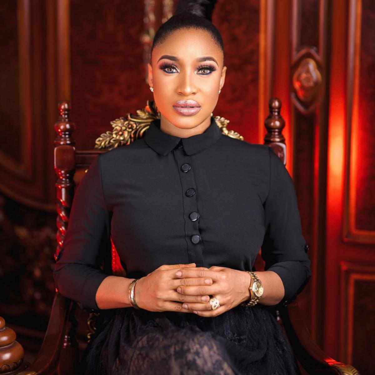 May My Old Body Be Your Portion Tonto Dikeh