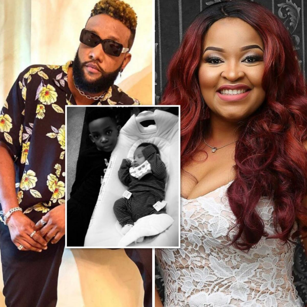 Kcee's Wife Ijeoma Letter To Sons On Need To Protect Females