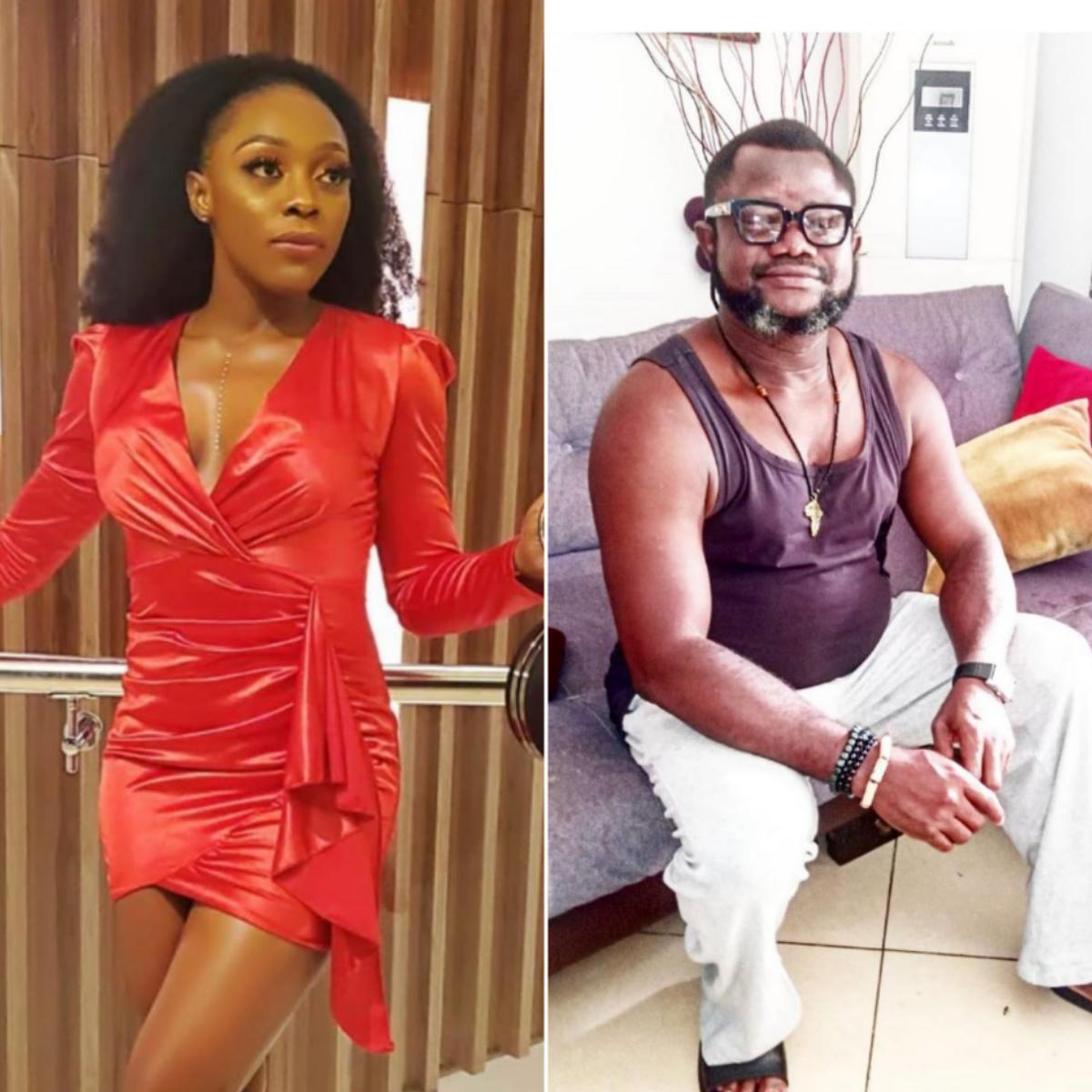 Sylvia Oluchi Accuses Movie Director Lancelot Imasuen Sexual Assault