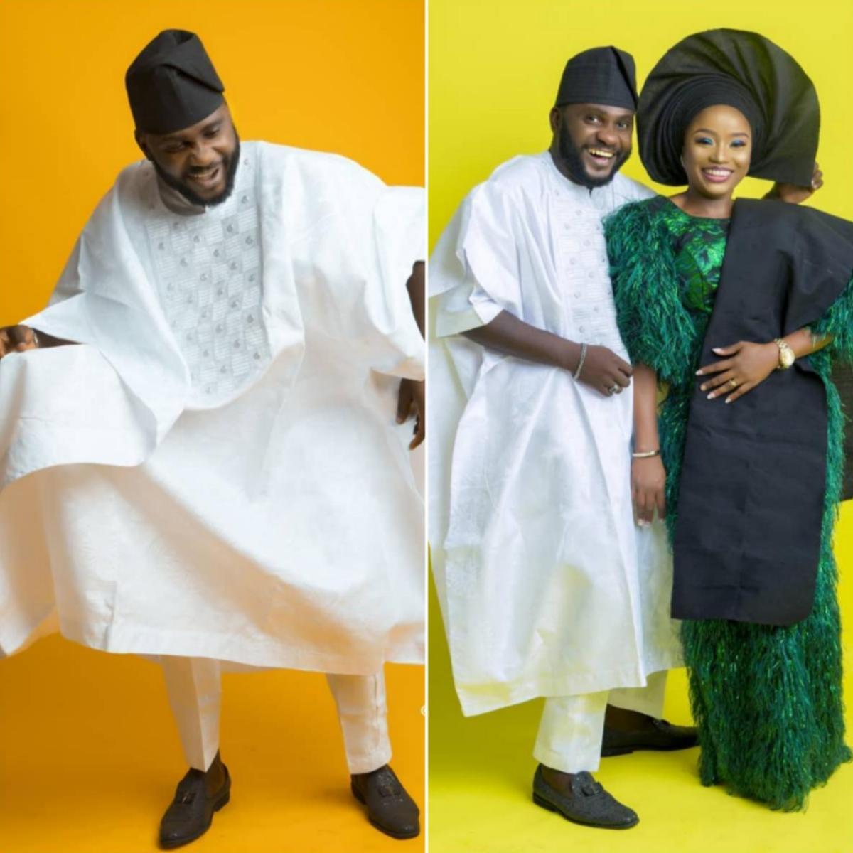 Jide Awobona Celebrates Wedding Anniversary