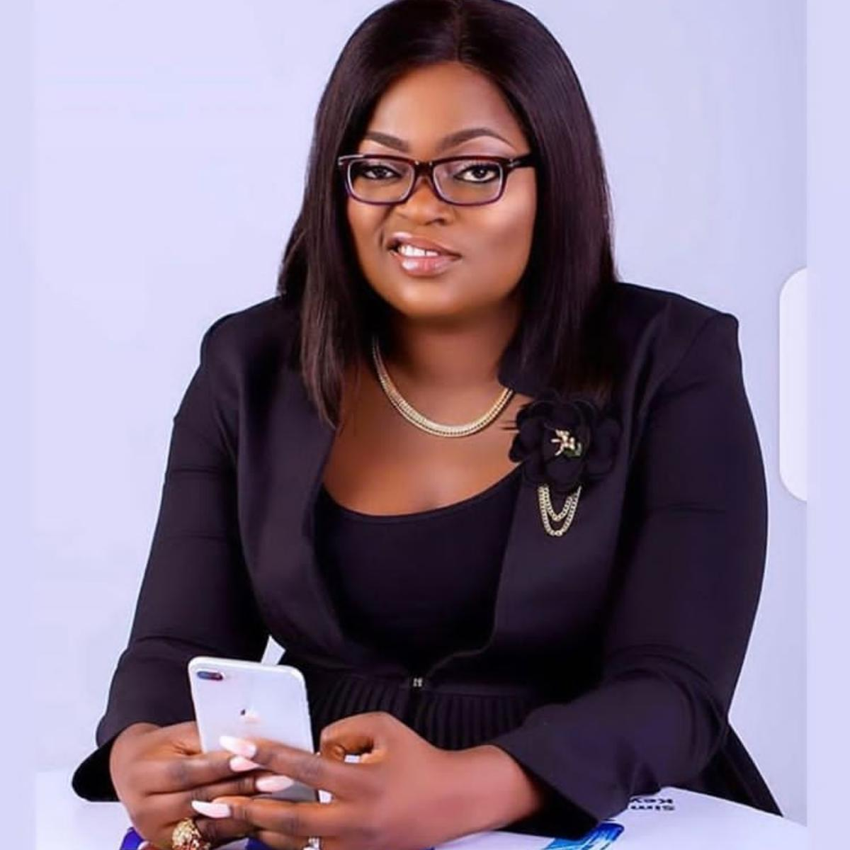 You Can't Get The Ghetto Out Of Me Funke Akindele