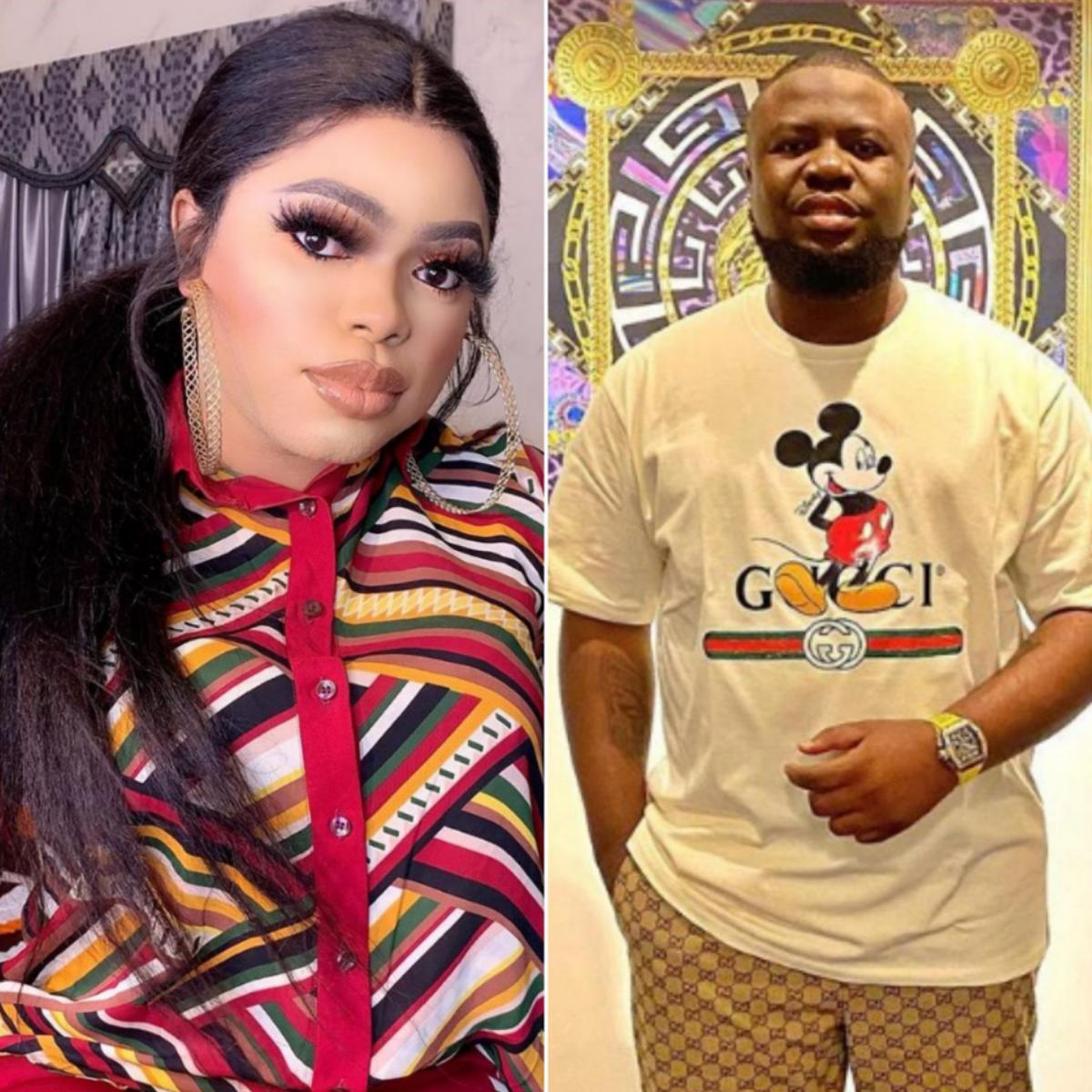 Stop Faking Love For Hushpuppi Bobrisky