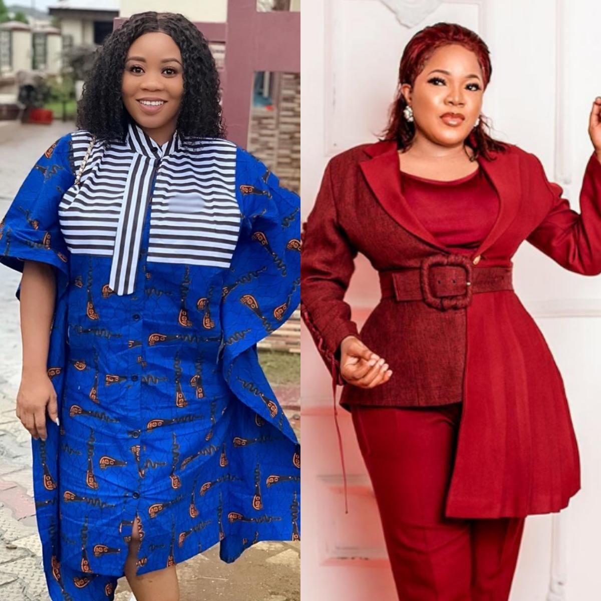 Wumi Toriola Reconciles With Toyin Abraham