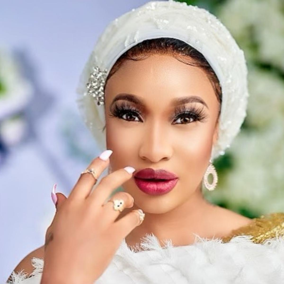 Tonto Dikeh Hating Her Mother For Years