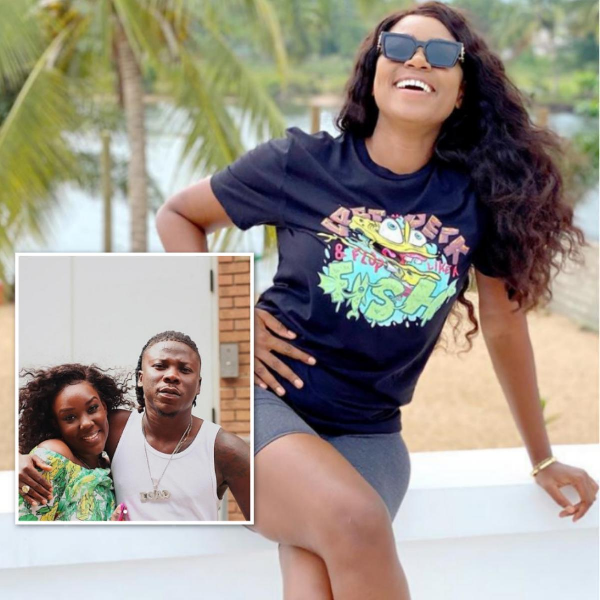 Stonebwoy And Wife Louisa 3rd Wedding Anniversary