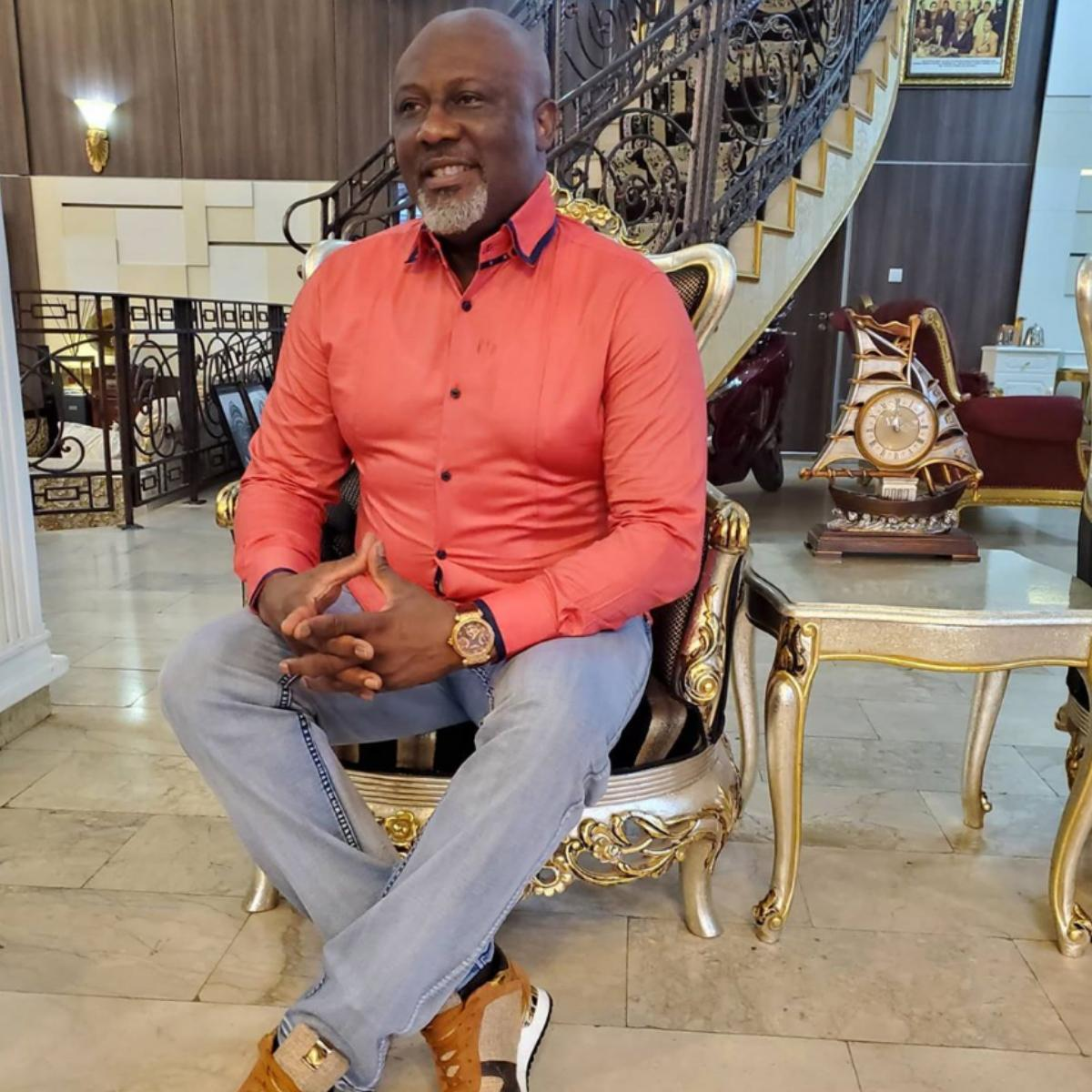 Oga Free Your Tummy Abeg Observer Tells Dino Melaye