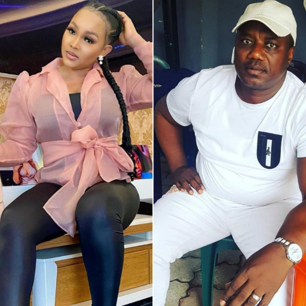 Mercy Aigbe's Estranged Husband Slams Her Father's Day Message