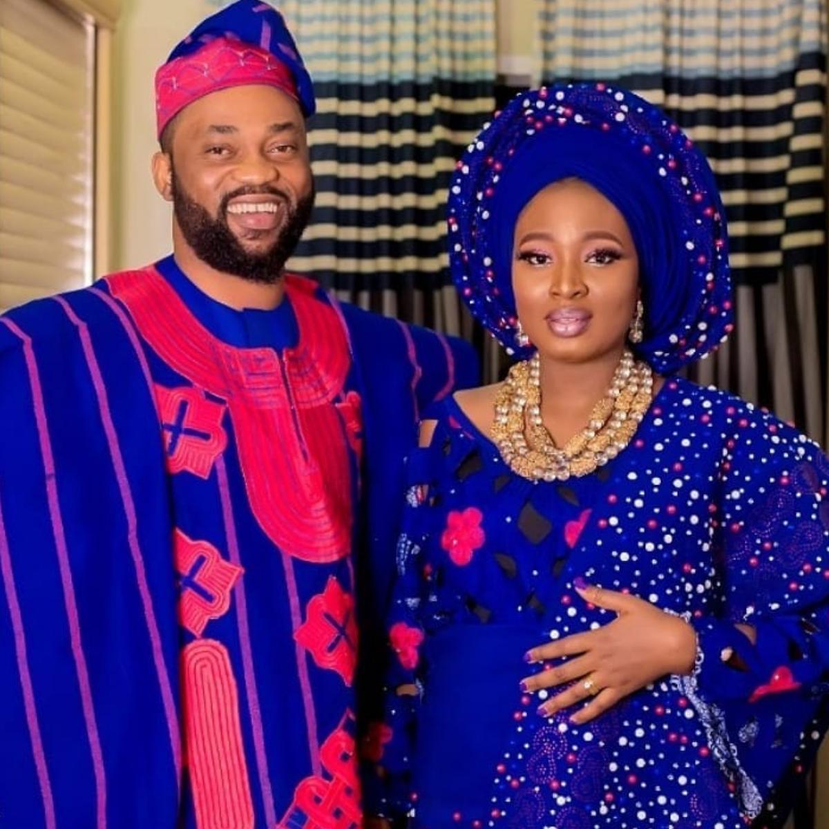 Adebimpe Oyebade And Damola Olatunji Wedding Introduction