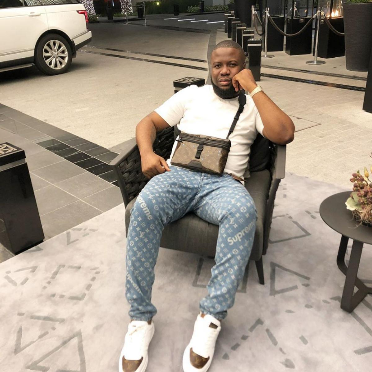 Photo Of Hushpuppi In Handcuffs