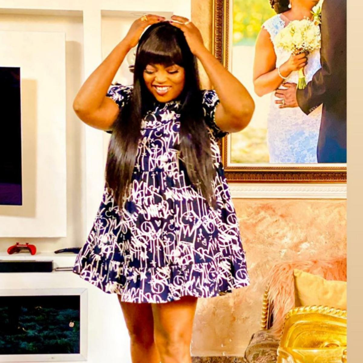 Cassandra Owolabi Speaks On Working For Funke Akindele