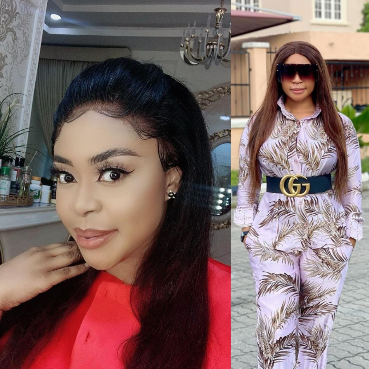 Fan Blasts Mimi Orjiekwe For Sharing Nude Pictures