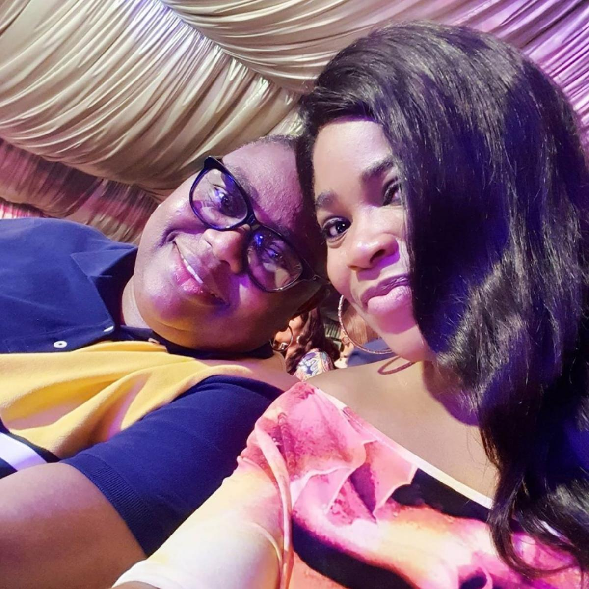 Eniola Ajao Celebrates Mum Birthday