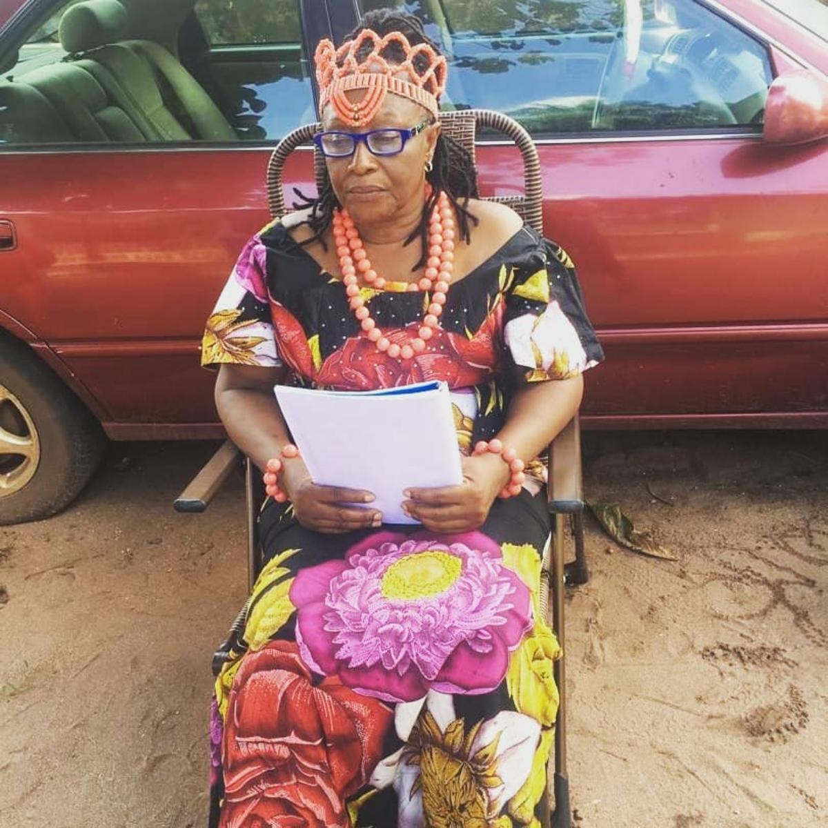 Why Patience Ozokwo Always Cast As Wicked Person In Movies