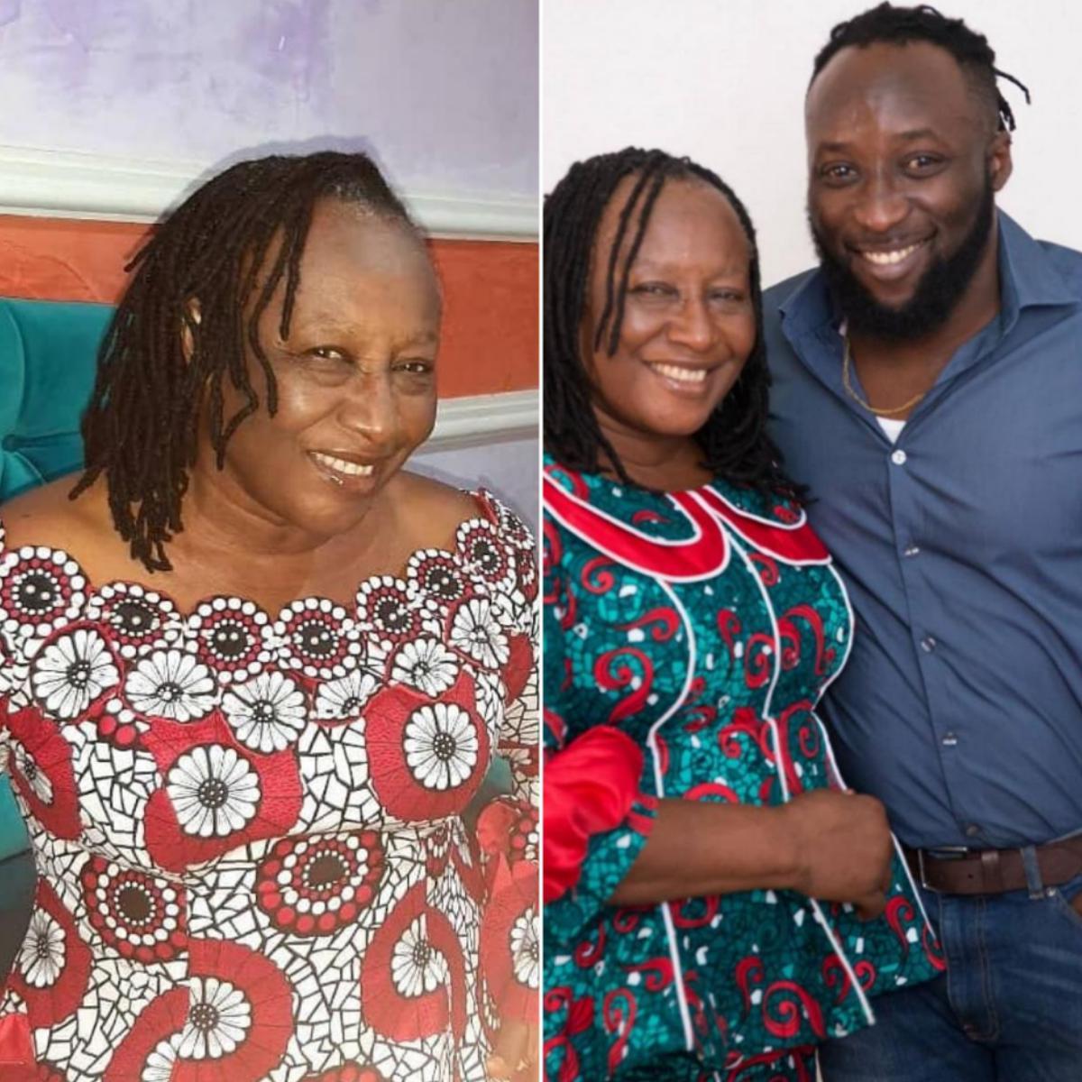 Patience Ozokwo Son Uchendu Birthday