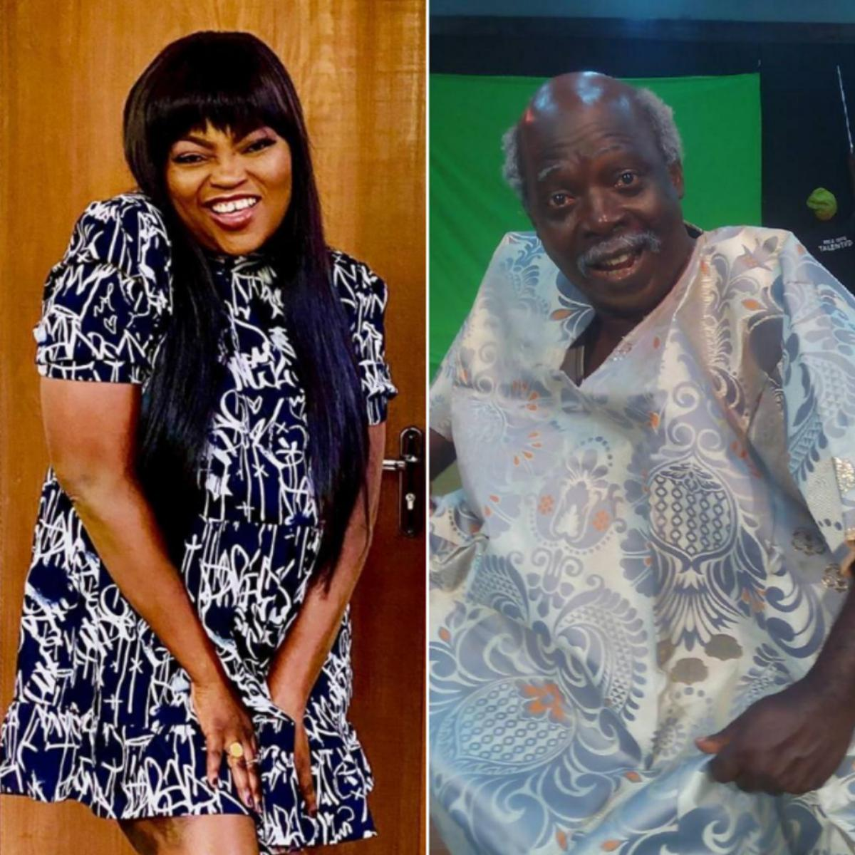 Funke Akindele Rented An Apartment For Pa James Did Not Buy House