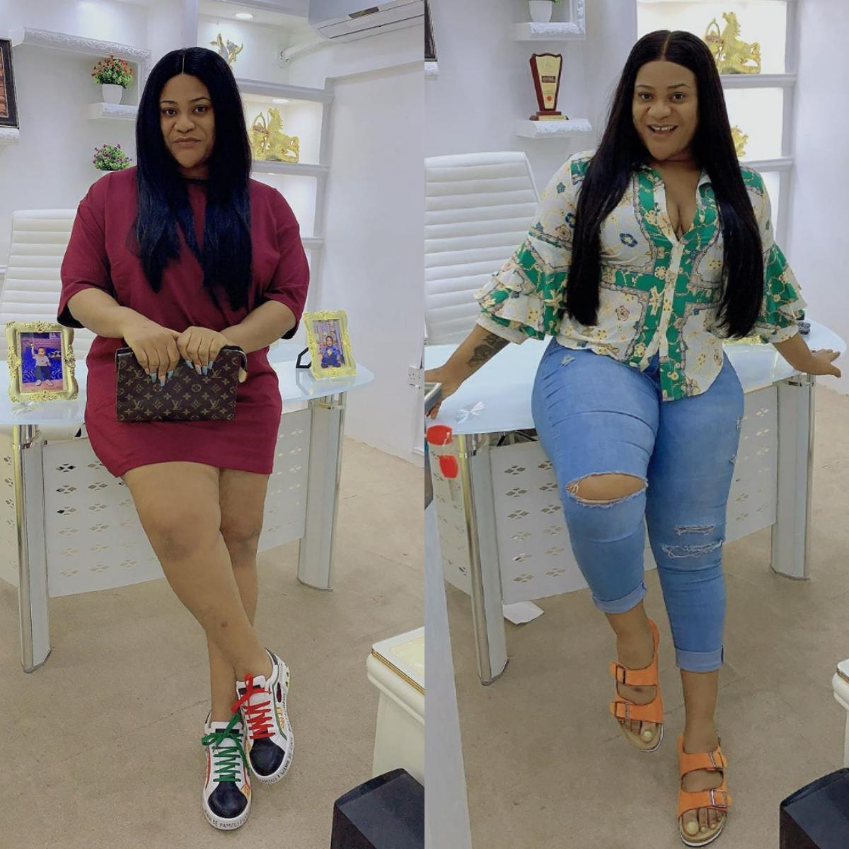 Many Wait For Others To Die To Write Long Epistle Nkechi Blessing