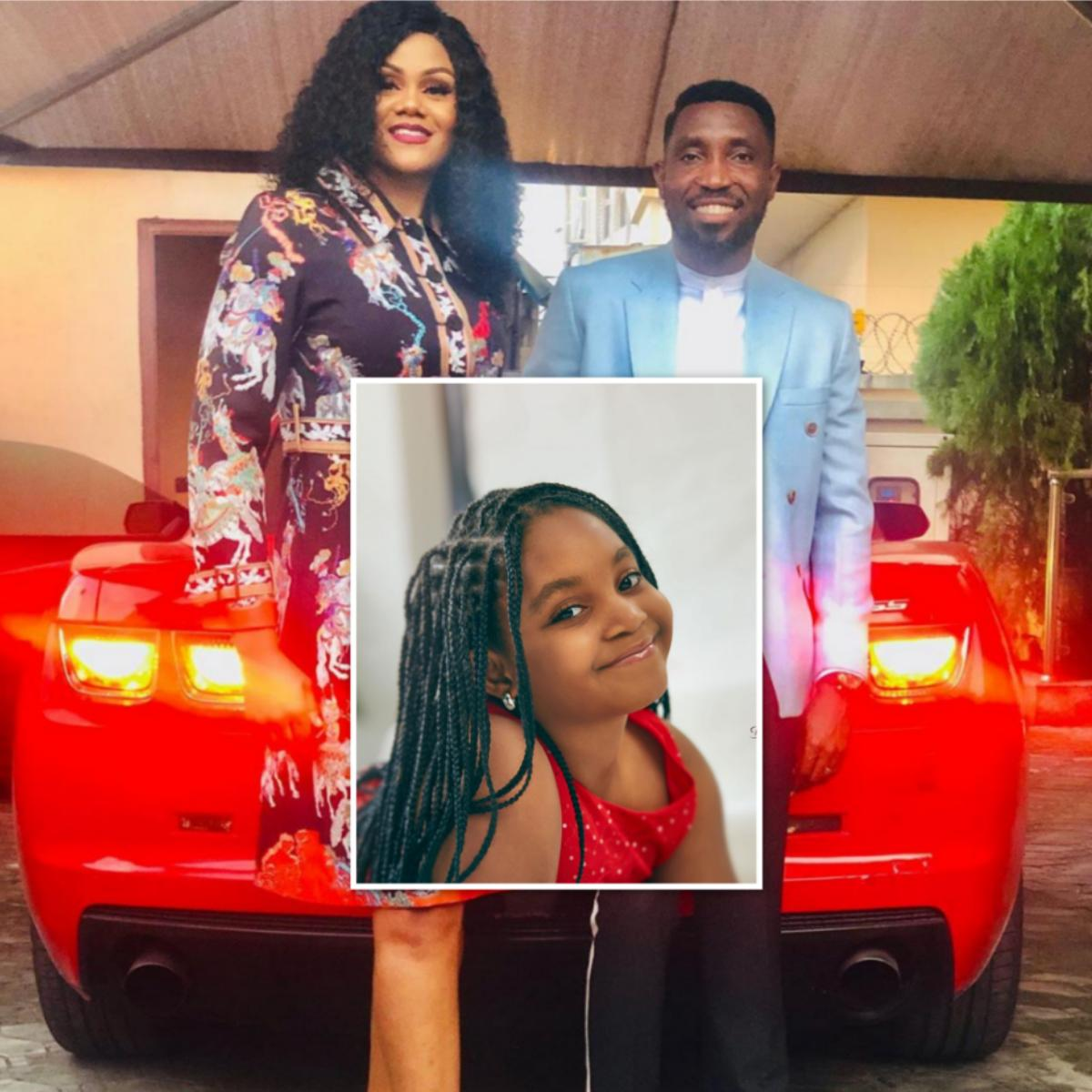 Timi Dakolo Busola Wish Daughter Happy Birthday