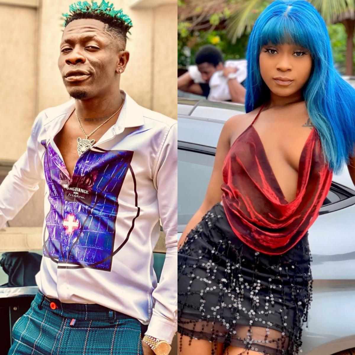 Efia Odo Is My Bestie For Life Shatta Wale