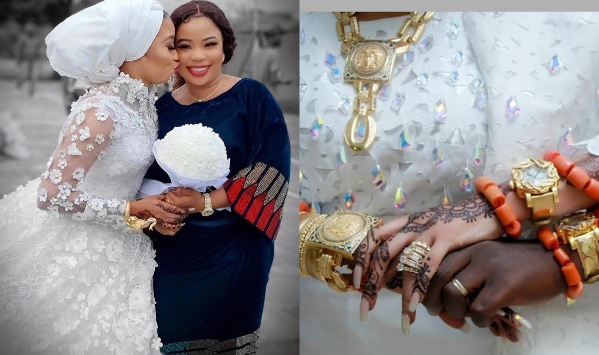 Lizzy Anjorin Traditional Wedding Ceremony Seyi Edun