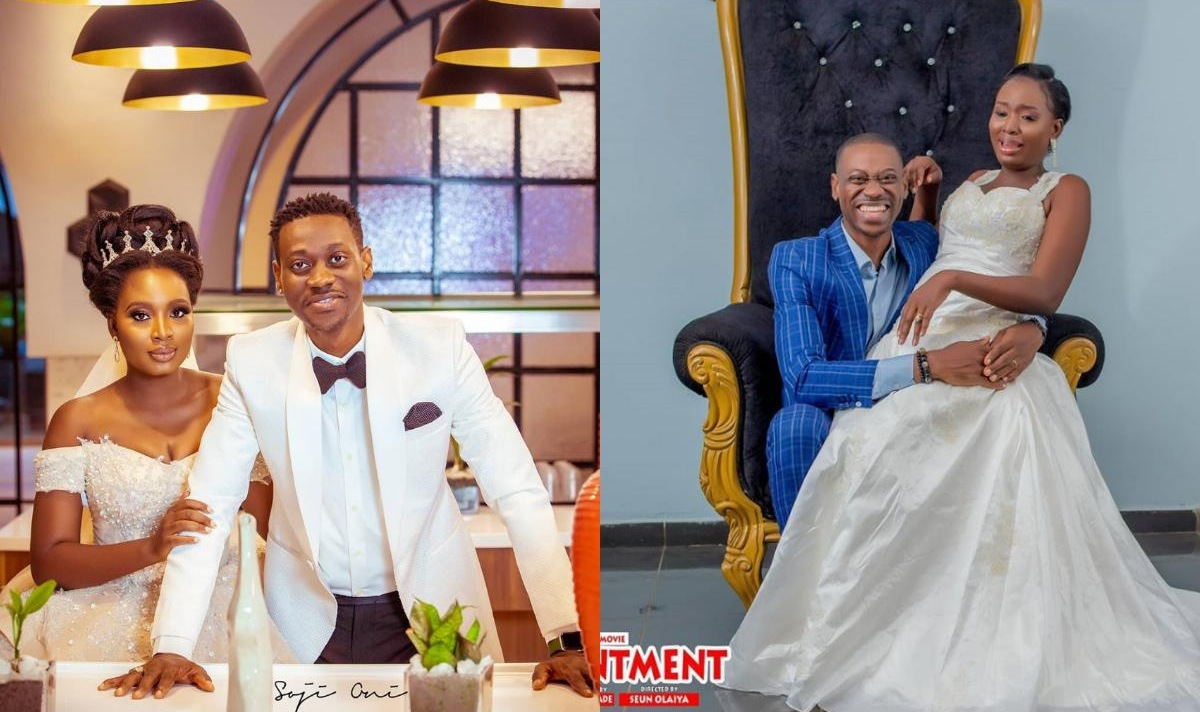 Adebimpe Oyebade And Lateef Adedimeji Wedding Photoshoot Resentment