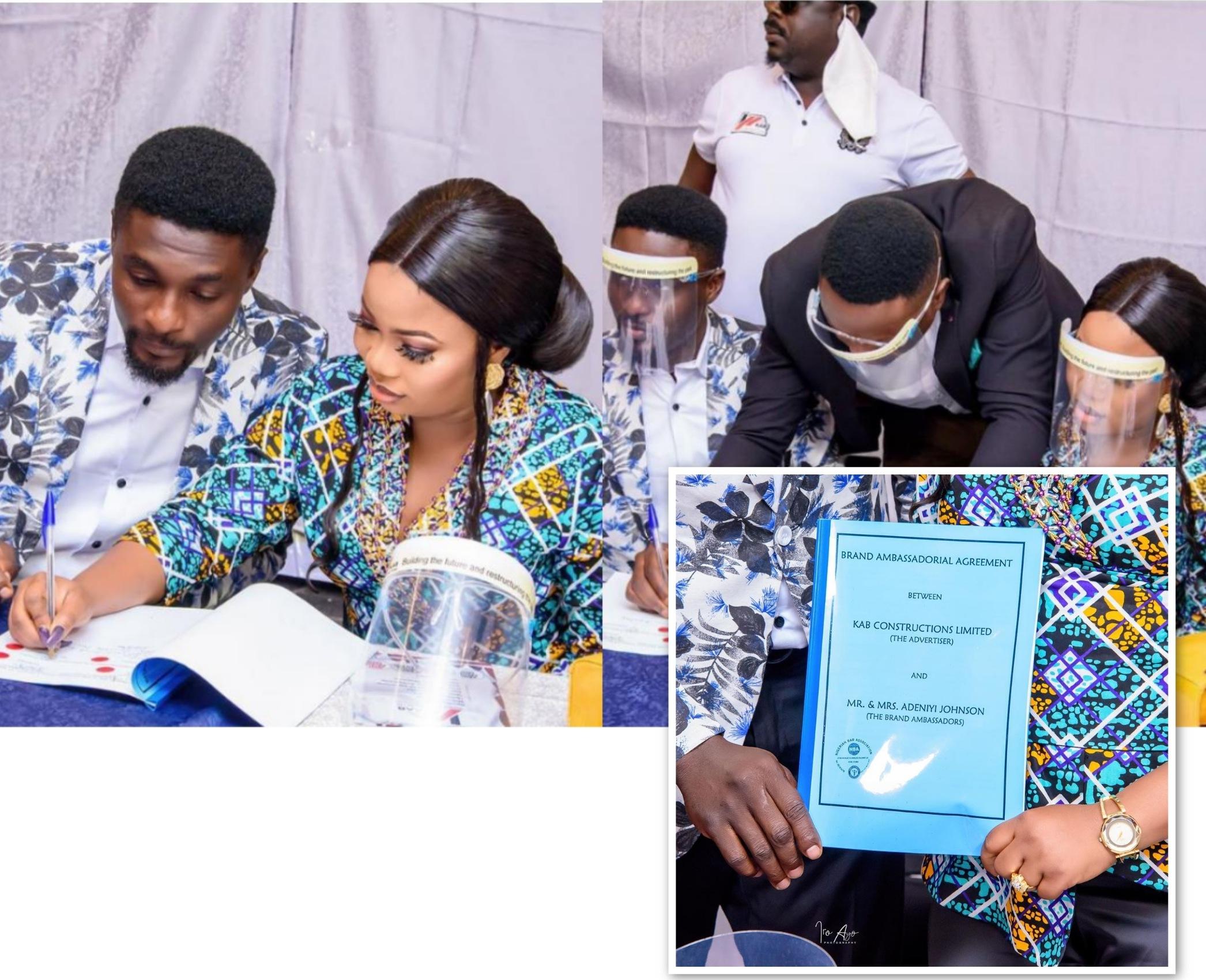 Adeniyi Johnson And Seyi Edun Bag Ambassadorial Deal