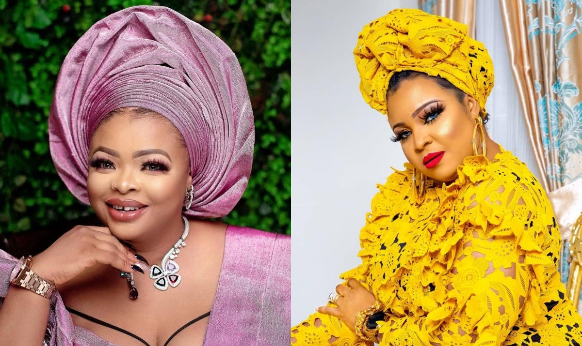 Bimbo Afolayan You Look Mature And Beautiful Dayo Amusa