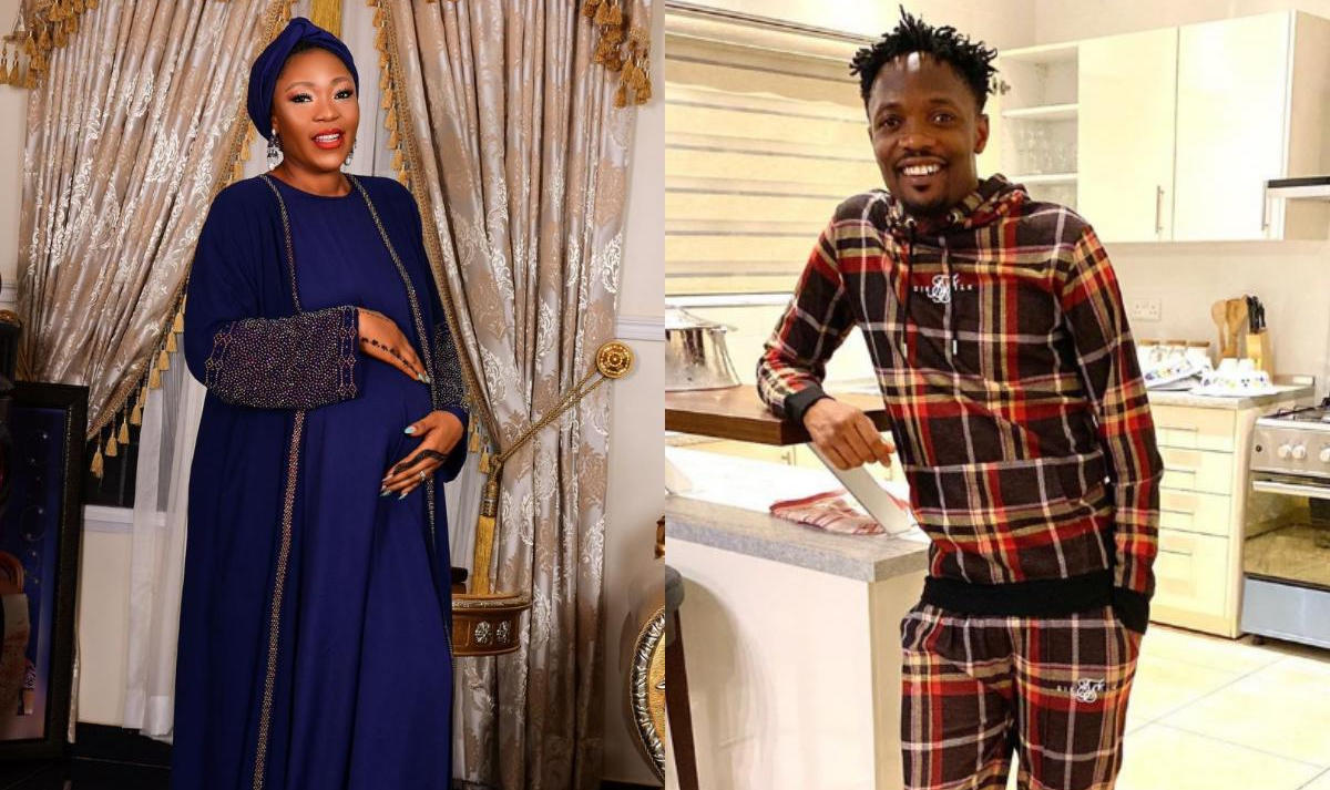 Ahmed Musa And Second Wife Baby Boy