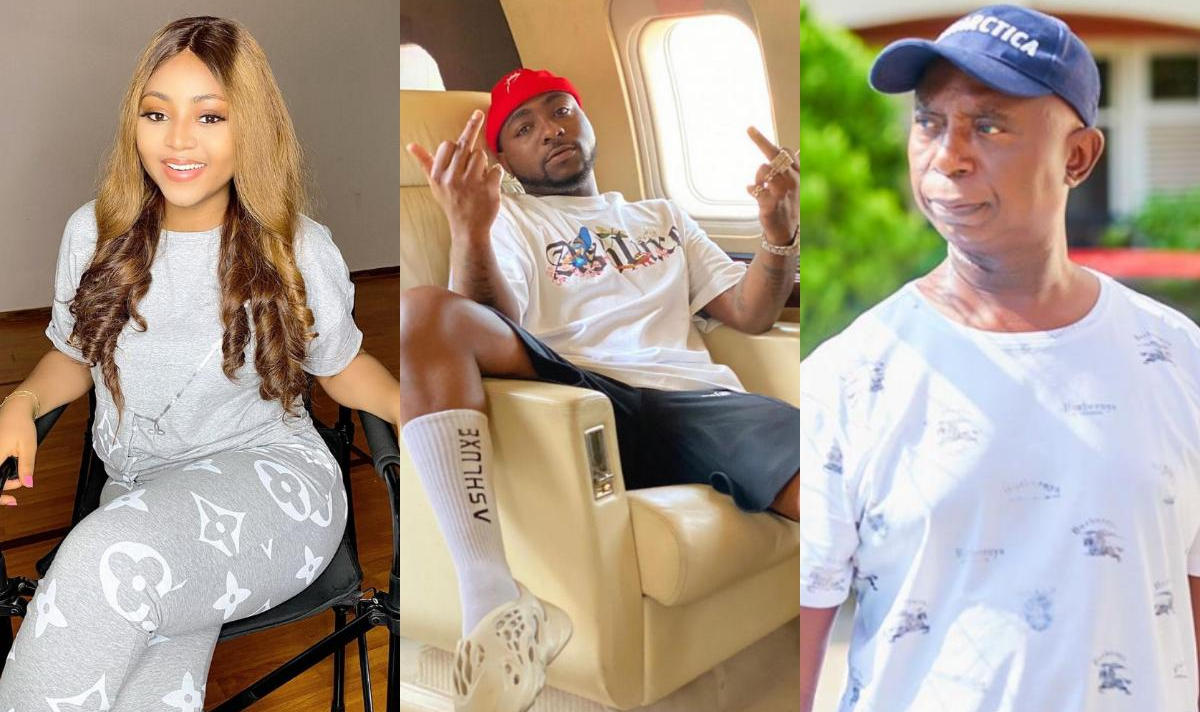 Davido Visits Ned Nwoko And Regina Daniels - Amebo Book