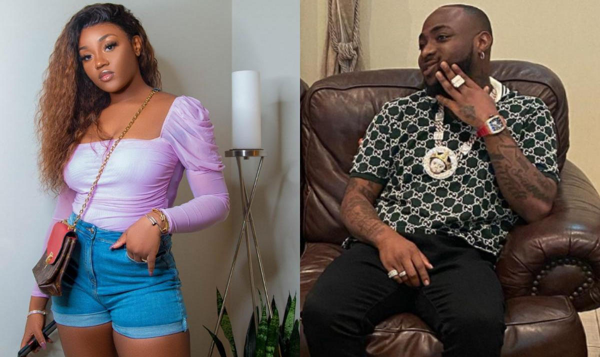 Hilarious Photo Of Davido Sweating - Amebo Book